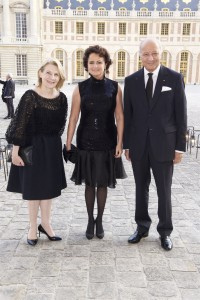 FranceChinafdn__008 Catherine Pegard, Marie France Marchand Baylet, Laurent Fabius