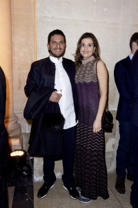 FranceChinafdn__140 Akhrame Bellalal et sa femme