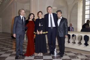 FranceChinafdn__143 EL, Pierre Hudry et sa femme