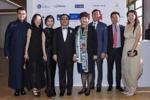 Gala DinnerNurturing Talent and Friendship - France ChinaCentre Georges Pompidou, Paris, France14 mai 2019