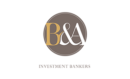 B&A Investment bankers